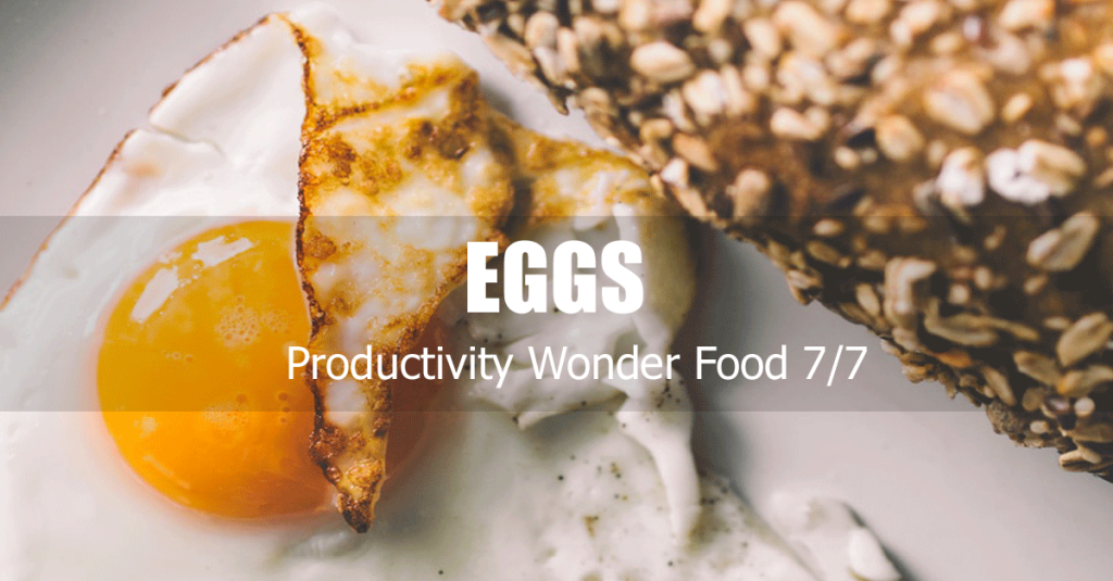 eggs are healthy and improve productivity